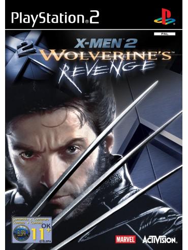 X-Men 2 Wolverine's Revenge ANG (używana) PS2