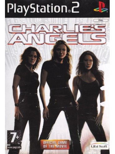 Charlie's Angels ANG (używana)