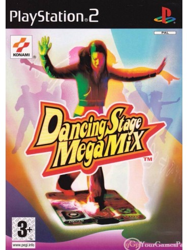 Dancing Stage Megamix ANG (używana)
