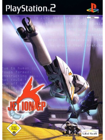 Jet Ion GP ANG (używana) PS2