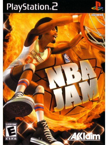 NBA Jam (2003) ANG (używana) PS2
