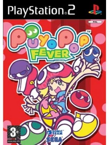 Puyo Pop Fever ANG (Używana) PS2