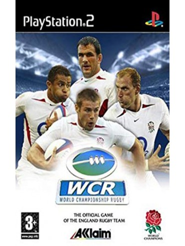 WCR World Championship Rugby ANG (używane) PS2
