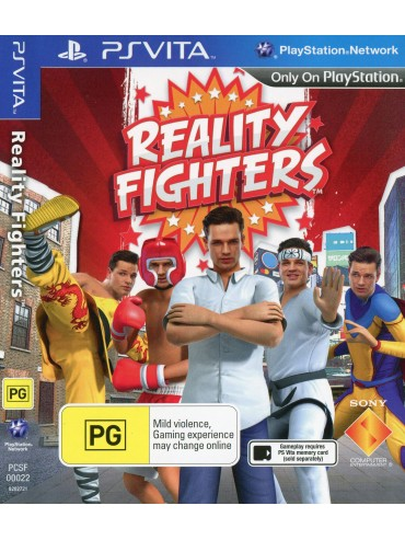 Reality Fighters ANG (używana)