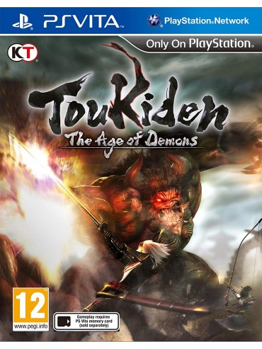 Toukiden: The Age of Demons ANG (używana)