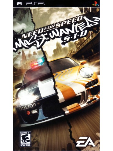 NFS Need for Speed Most Wanted 5-1-0 ANG (używana)