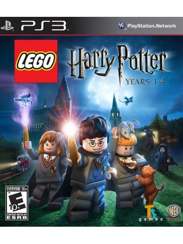 LEGO Harry Potter Years 1-4 ANG (używana)