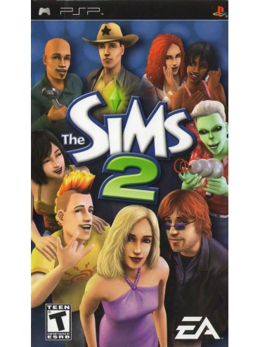 The Sims 2 ANG (używana)