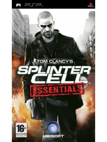 Tom Clancy's Splinter Cell Essentials ANG (używana)
