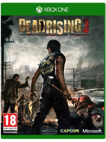 Dead Rising 3 ANG (używana)