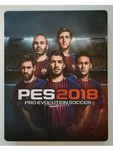 Pro Evolution Soccer 2018 STEELBOX