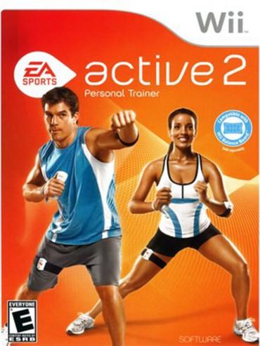 EA Sports Active 2 ANG (używana) NintendoWii