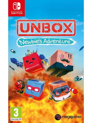 Unbox: Newbie's Adventure ANG (folia)