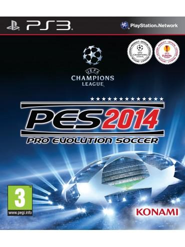 Pro Evolution Soccer 2014 ANG (używana)