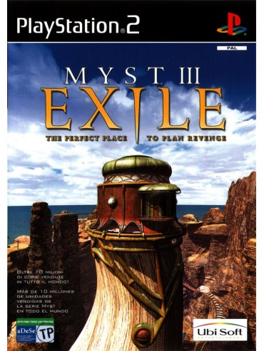 Myst III: Exile ANG (używana) PS2