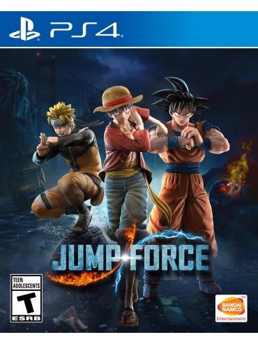 Jump Force PL (używana)