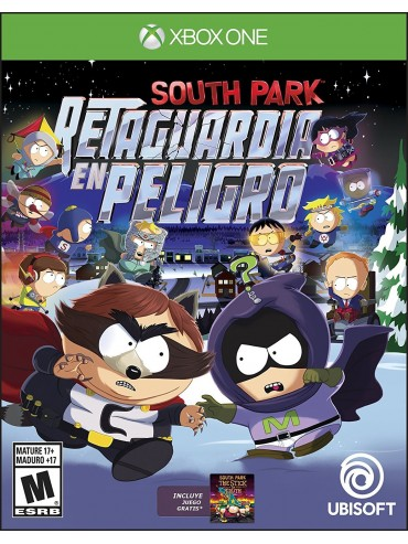 South Park The Fractured But Whole PL (używana)