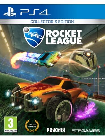 Rocket League Collector's Edition PL (używana)