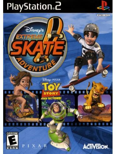 Disney's Extreme Skate Adventure ANG (używana)