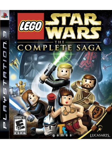 LEGO Star Wars: The Complete Saga ANG (używana)
