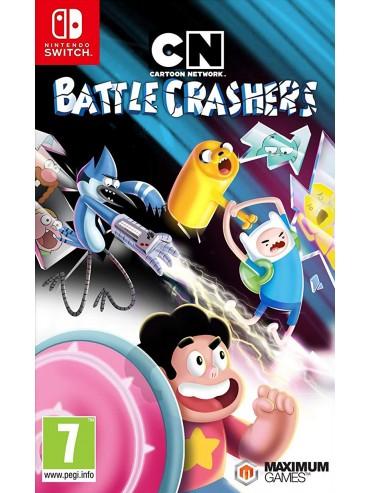 Cartoon Network: Battle Crashers ANG (folia)