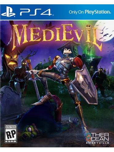 MediEvil PL (folia) PREMIERA 25.10.2019