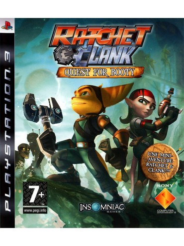 Ratchet & Clank Quest for Booty ANG (używana)