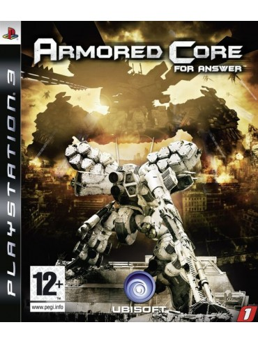 Armored Core: for Answer ANG (używana)