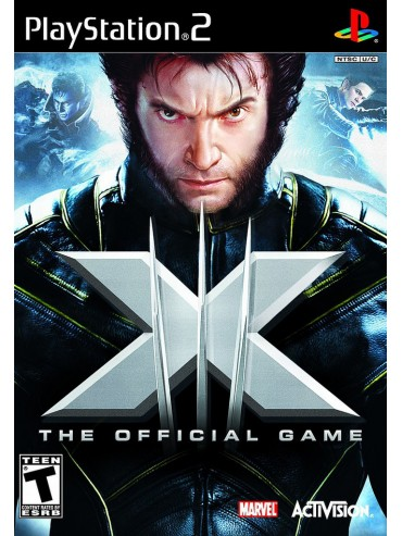 X-Men: The Official Game ANG (używna) PS2