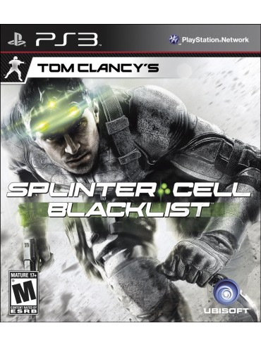 Tom Clancy's Splinter Cell Blacklist PL (używana)