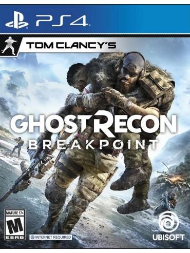 Tom Clancy's Ghost Recon: Breakpoint PL (używana) PS4/PS5