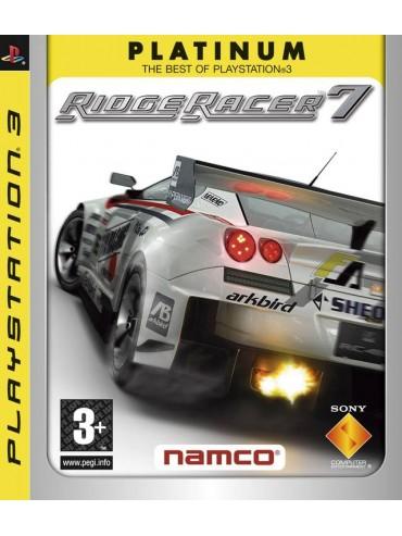Ridge Racer 7 ANG (używana)