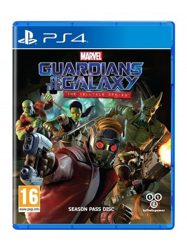 Marvel's Guardians of the Galaxy: The Telltale Series ANG (folia)