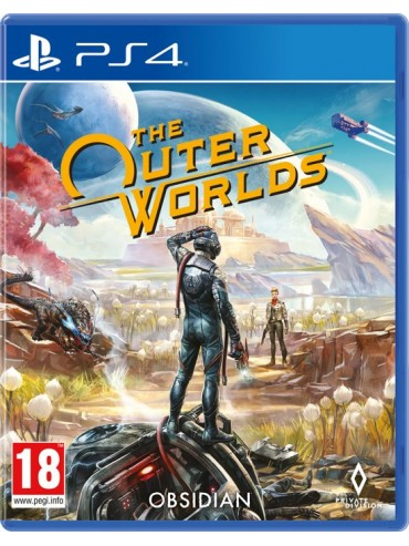 The Outer Worlds PL (używana)