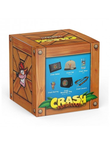 Crash Bandicoot Big Box NOWE