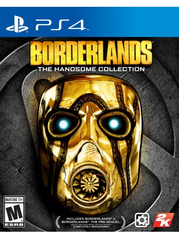 Borderlands The Handsome Collection ANG (używana)