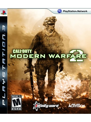 Call of Duty Modern Warfare 2 ANG (używana)