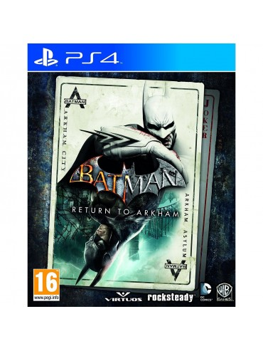 Batman: Return to Arkham PL (folia)
