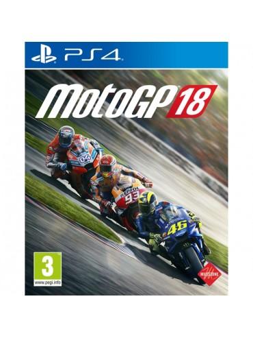 MotoGP 18 ANG (używana)