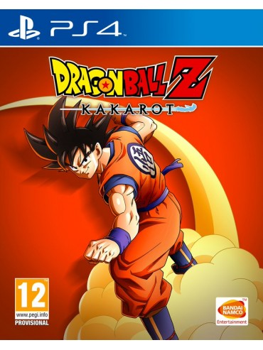 Dragon Ball Z : Kakarot PL (folia)