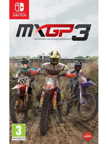 MXGP3: The Official Motocross Videogame ANG
