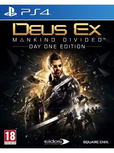 Deus Ex : Rozłam Ludzkości PL