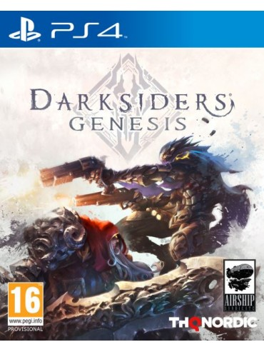 Darksiders Genesis PL (folia)
