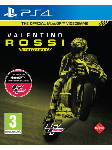 Valentino Rossi : The Game ANG (folia)