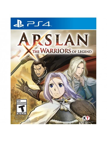 Arslan: The Warriors of Legend ANG (używana)