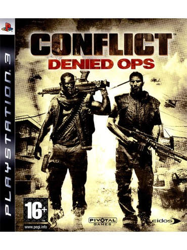 Conflict: Denied Ops ANG (używana)