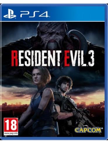 Resident Evil 3 Remake PL (folia) PREMIERA 3.04.2020