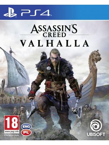 Assassin's Creed: Valhalla PL (folia) PS4/PS5