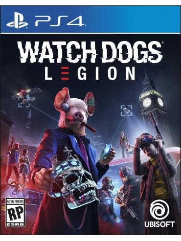 Watch Dogs: Legion PL (używana) PS4/PS5