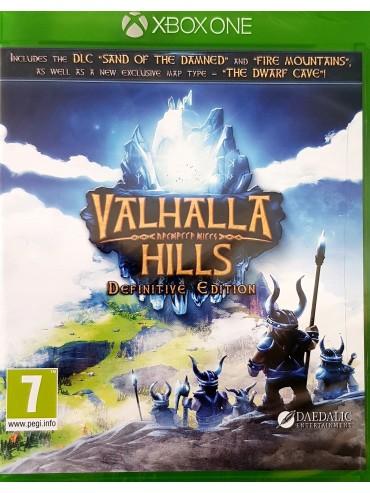 Valhalla Hills: Definitive Edition PL (używana)